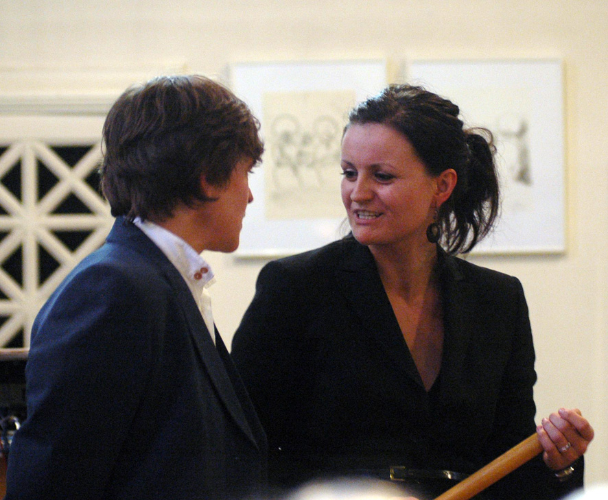 Anna Stegmann & Dorothée Hahne & Anna Stegmann commentari 4. September 2011