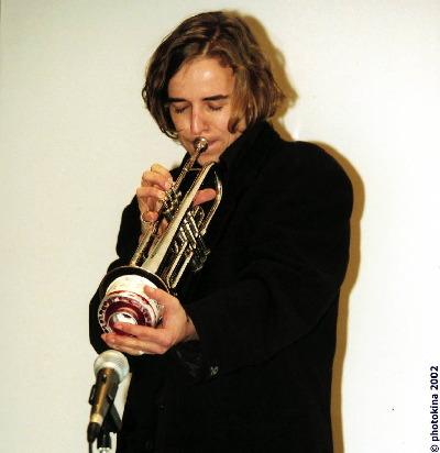 Dorothée Hahne, Photokina 2002