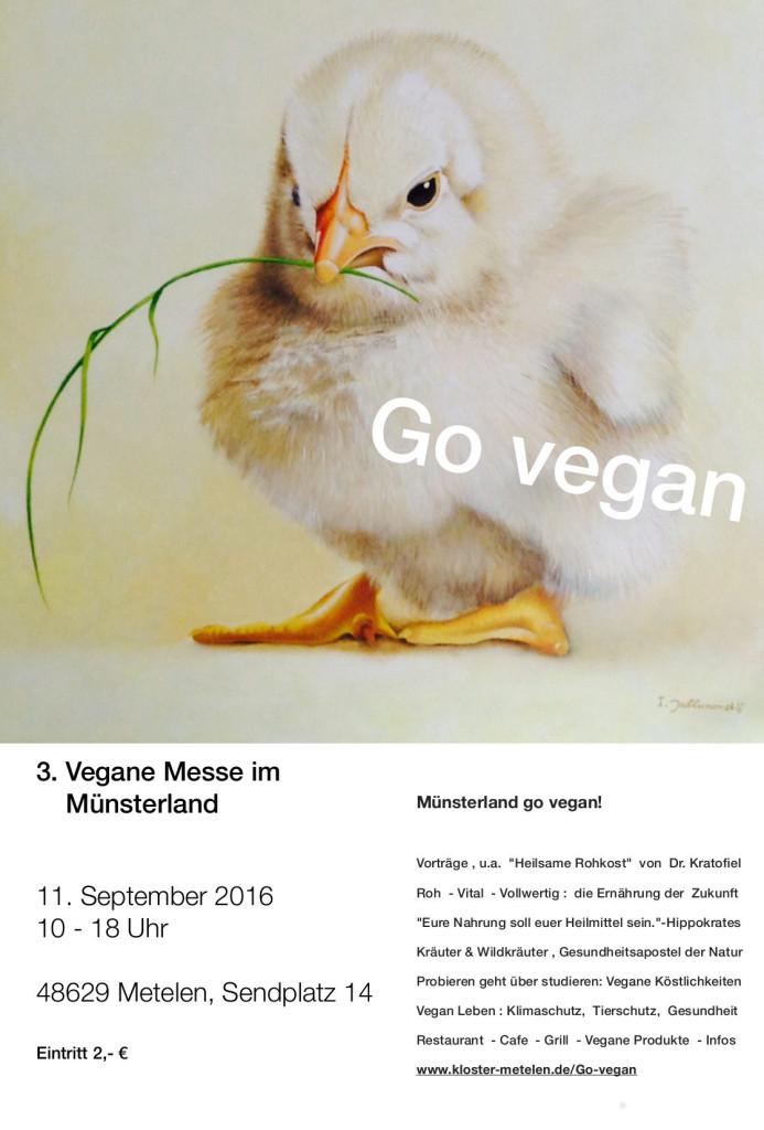 Go vegan III