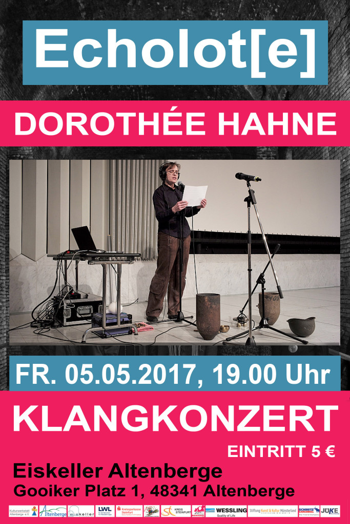 Konzert-Dorothee Hahne